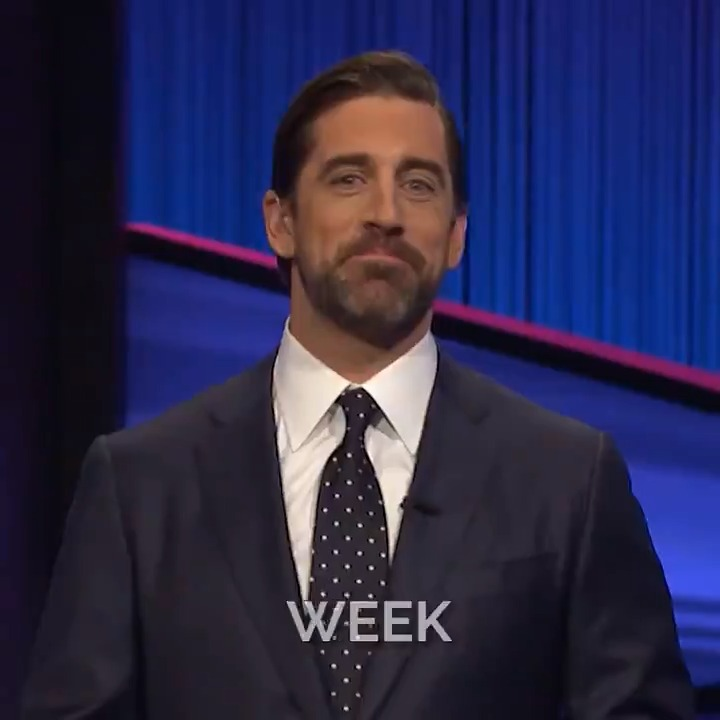 Another week with guest host @AaronRodgers12 continues!