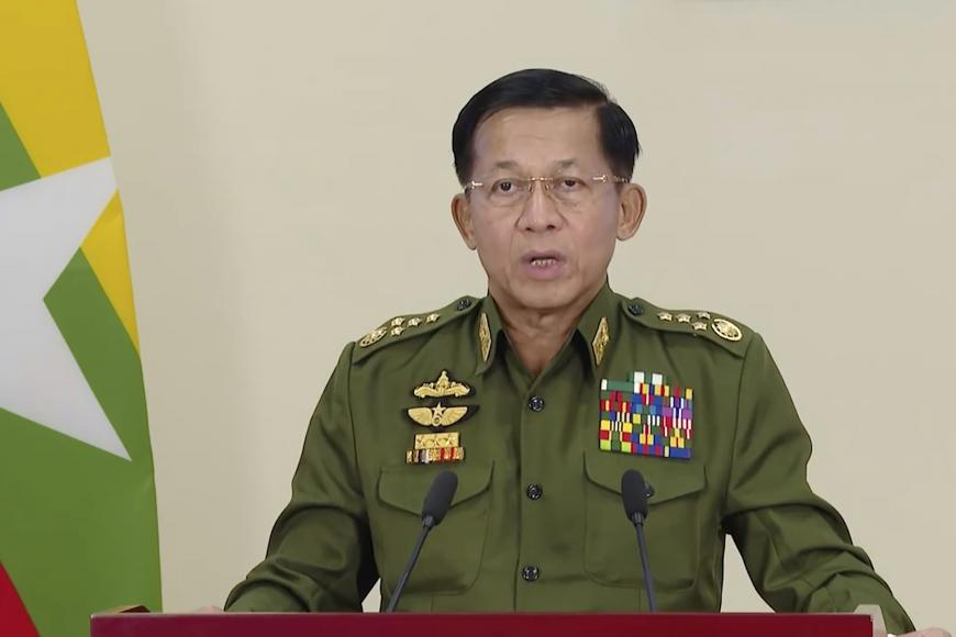 Why is the Myanmar junta clinging to power? In part because the military's businesses are a lucrative family affair, bringing in revenue for spouses and children. The family of coup leader Senior General Min Aung Hlaing provides a telling example. https://t.co/hA5OrhoFGm https://t.co/5MXymSEfSp