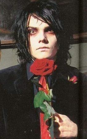 Happy birthday, Gerard Way