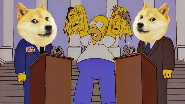 RT @GloryDoge: The people's crypto has been unveiled! It's #dogecoin now buy it up and join the #Dogearmy tonight https://t.co/KFw3EdCOH3