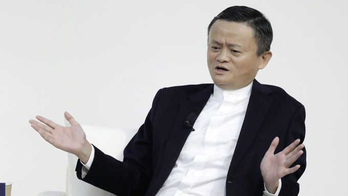 Alibaba hit with $28 billion fine in China antitrust case Photo