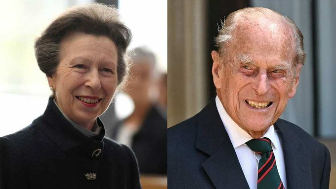 Princess Anne On Life Without Prince Philip: It Would Be Completely Different Photo