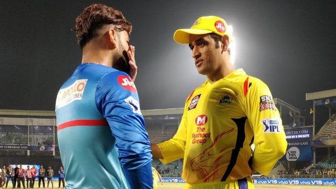DC Beat CSK by 7 Wickets