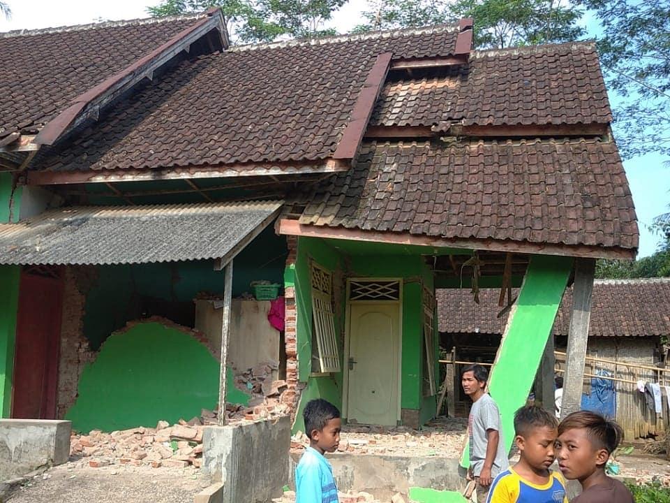 Gempa Malang Berkekuatan 6.0 Magnitudo Telan Korban Jiwa