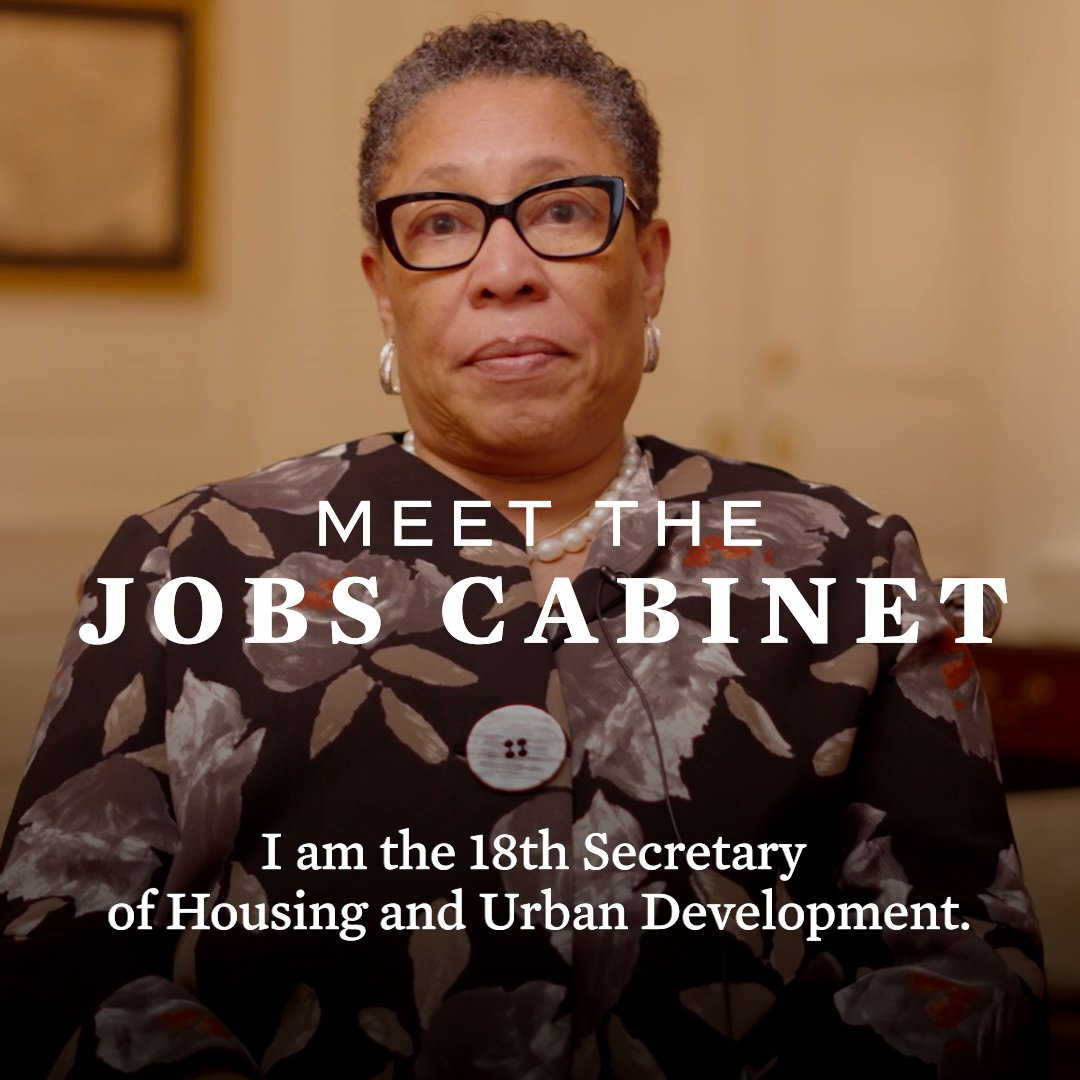 This week, the Jobs Cabinet Secretaries sat down to talk about their favorite parts of the American Jobs Plan. From creating good-paying jobs, investing in caregivers, growing the middle class, and more — this plan will reshape the future of America. https://t.co/tvsGb0Flhl