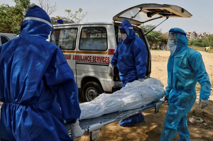 South Asia surpasses grim milestone of 15 million COVID-19 cases: Reuters tally Photo