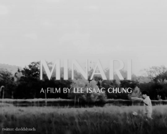 heartwarming and heartbreaking at the same time. family dynamics shown in such vulnerable aspects, the kind of film to touch something deep within you. #minari https://t.co/hhLoczVmoq