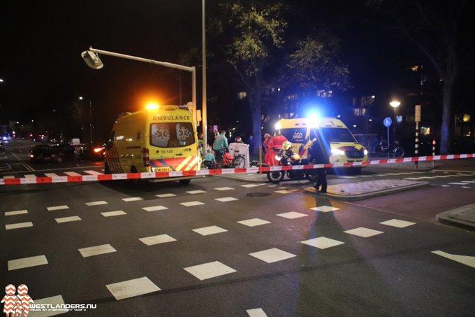 Bromfietser overleden na ongeluk Erasmusweg https://t.co/bwD3fp2Gjv https://t.co/pFpxxbCUy4