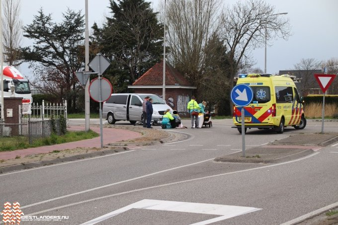 Fietser gewond na ongeluk op rotonde Zwartendijk https://t.co/5uXGDykH83 https://t.co/M1koVKnI4C