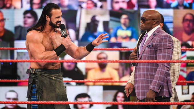 Drew McIntyre Issues Statement On Being In The Opening Match Of WrestleMania 37 Night One Photo