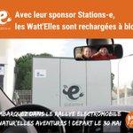 Image for the Tweet beginning: Grâce à notre sponsor @stations_e
