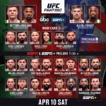 Image for the Tweet beginning: #UFCVegas23 prelims are LIVE in