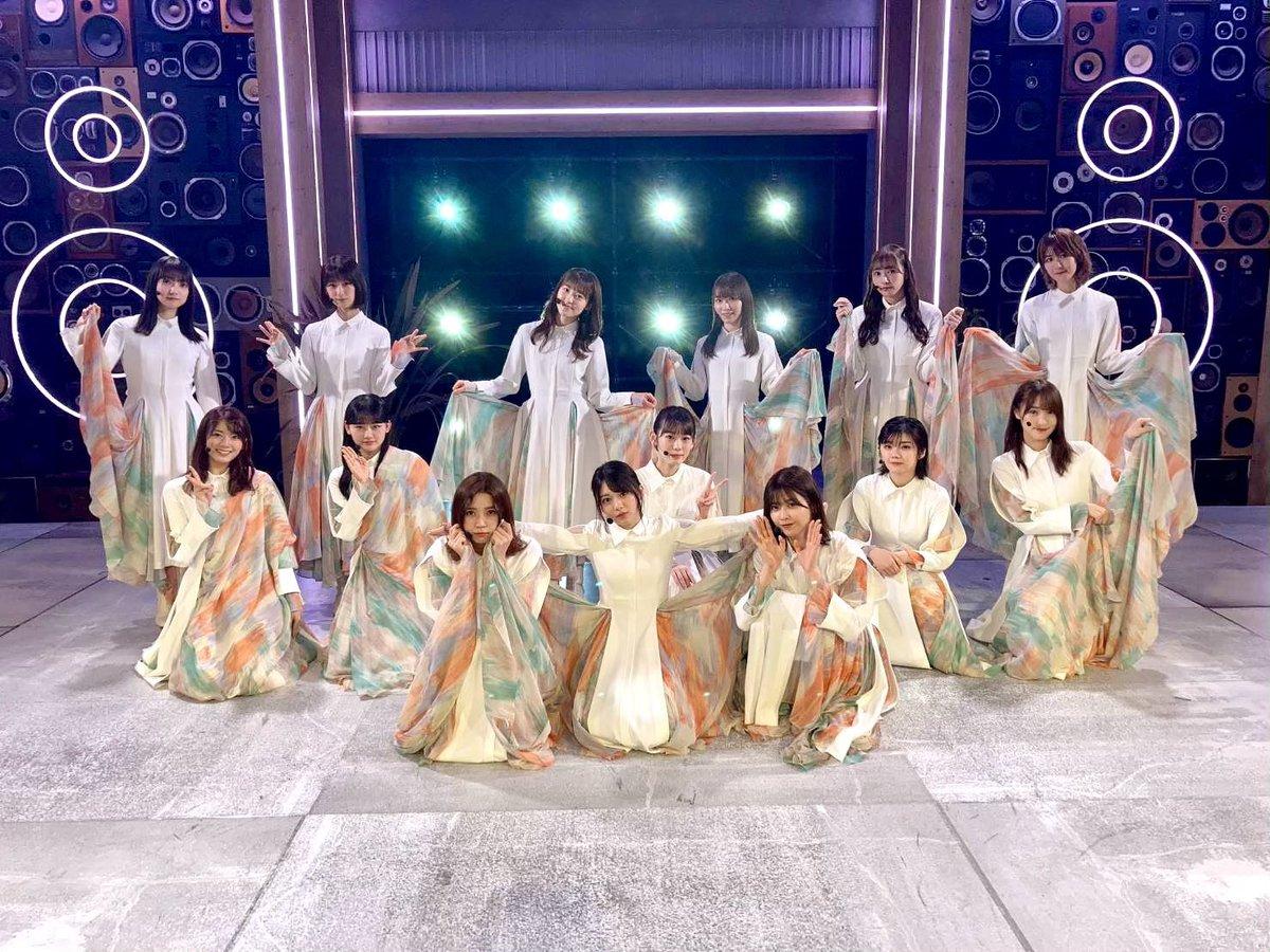 シブヤノオト 櫻坂46 動画 2021年4月10日 210410