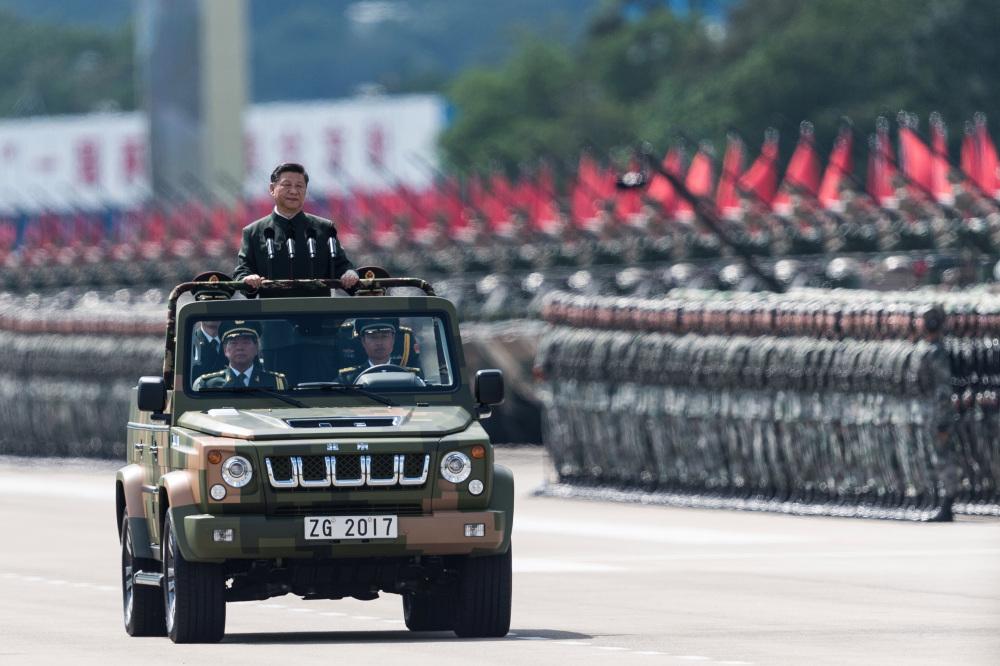 Hightech plus Diktatur ergeben eine Mischung, die orwellsche Alpträume erst so richtig Wirklichkeit werden lassen. #China #Menschenrechte
