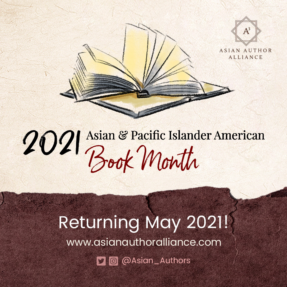 🌟EVENT ANNOUNCEMENT!🌟 We are so excited to host the second annual Asian Pacific Islander American Book Month! The virtual events will run all throughout May, AAPI Heritage Month! Our full schedule will be announced soon. To learn more: asianauthoralliance.com/asian-pacific-… #AAPIBookMonth