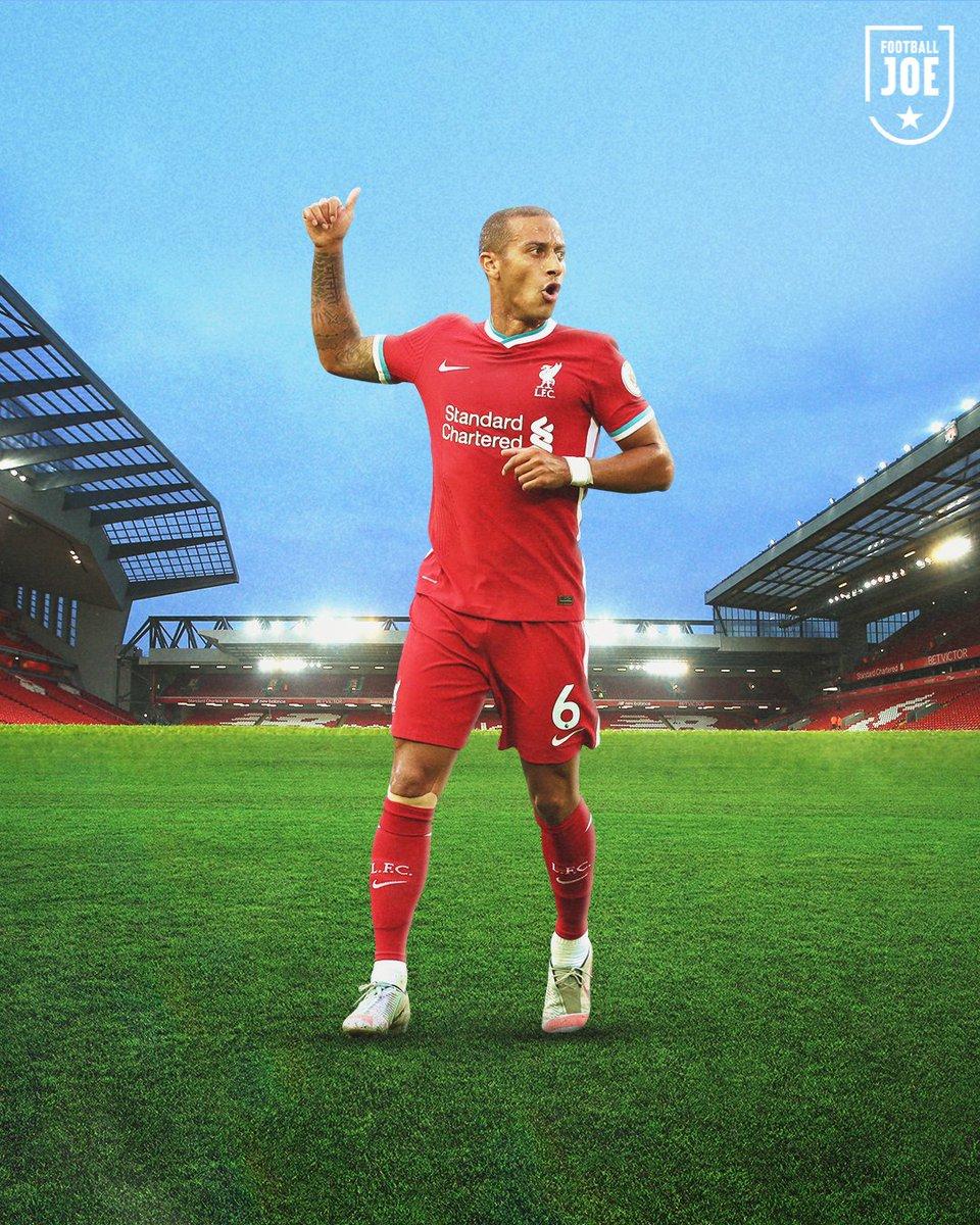 @FootballJOE's photo on Thiago