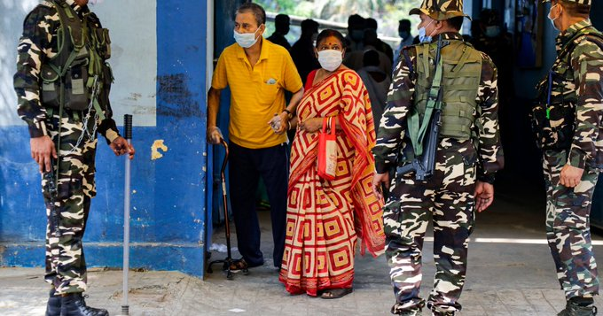 5 killed in election violence in India's West Bengal state Photo
