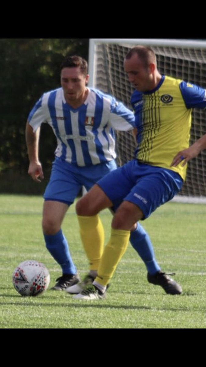 test Twitter Media - Thanks to @idehillfc for today's game... a goal from club captain @callumoshay was the difference today as we returned to football after 4 months away with a 1-0 win 🟡🔵 https://t.co/OicAcGIdvd