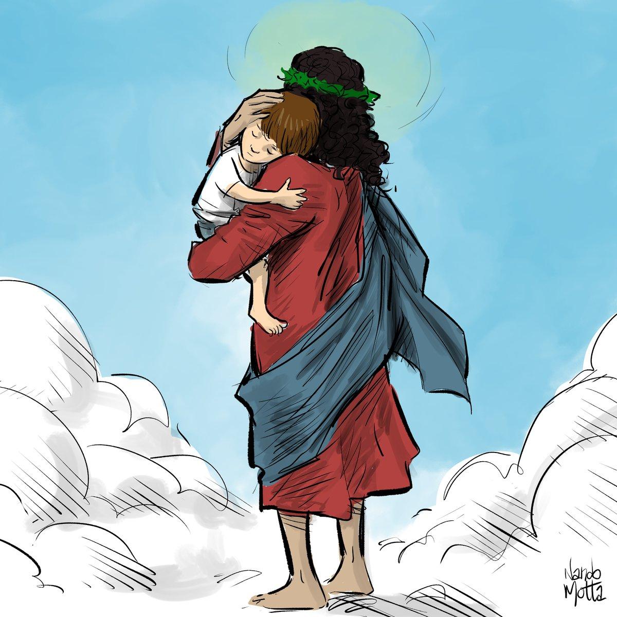 Homenagem ao menino Henry Borel - Por @desenhosdonando, do Jornalistas pela Democracia https://t.co/uZwqLrKOAe