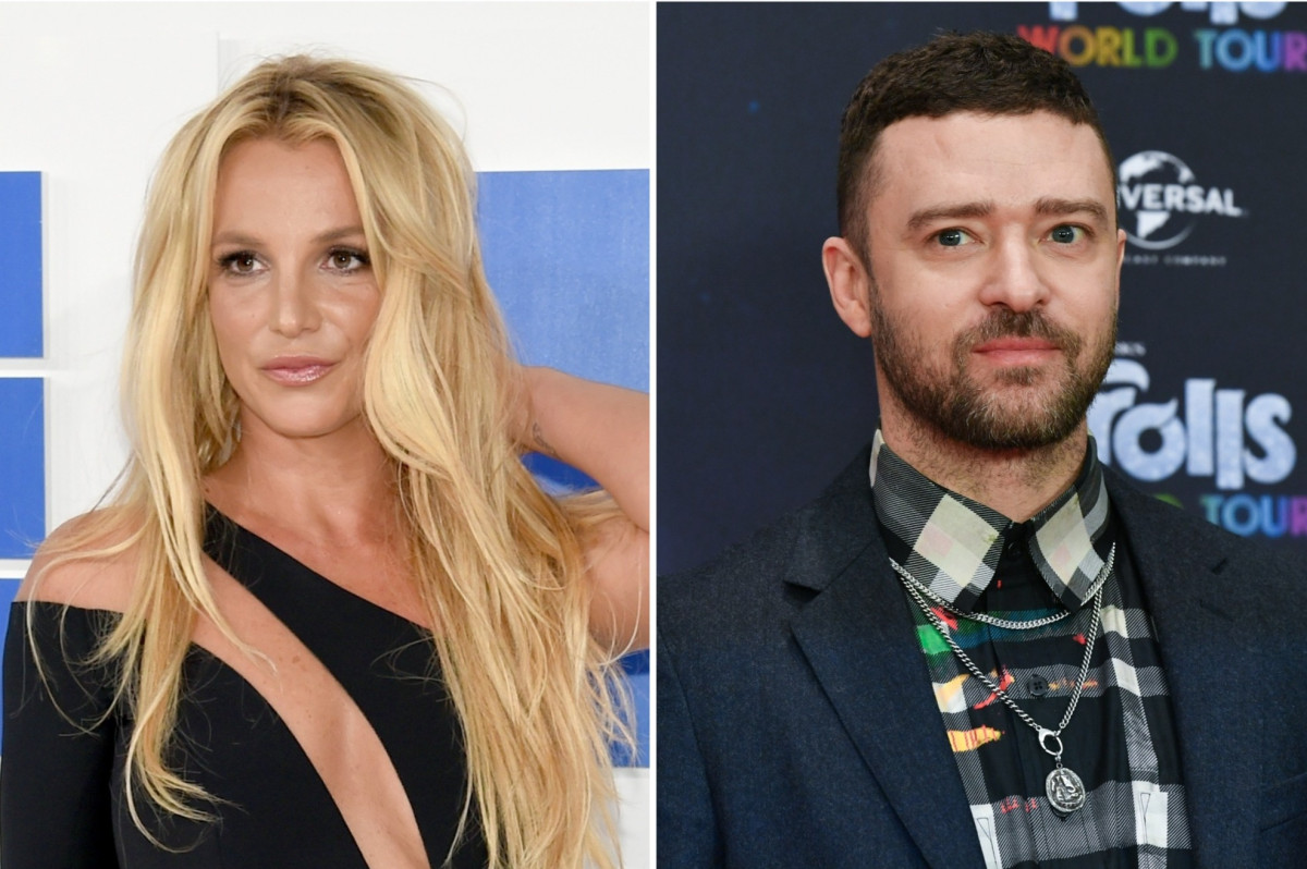 Britney Spears posts throwback photo with Justin Timberlake two months after apology Photo