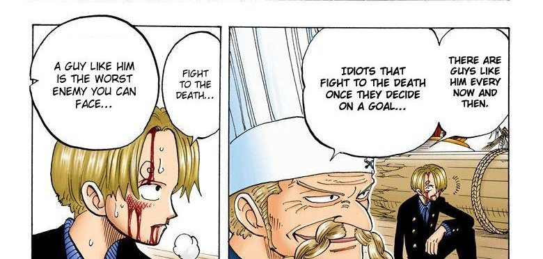 That's bc those peoples conviction in rising up or achieving their goals was strong enough to the point their will manifested as CoC, not vice versa. CoC can only be unlocked and strengthened by ironing your will further, NOT smth ur born with. Recall what Zeff said about Luffy