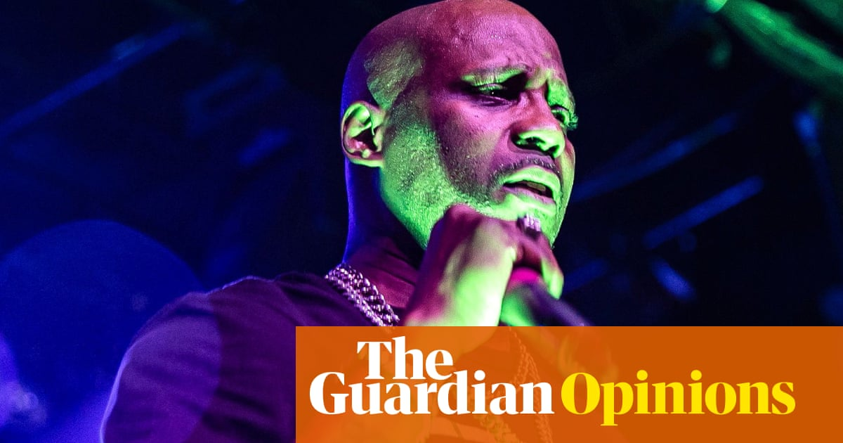 DMX's powerful work confronted an American hell of trauma and poverty Photo
