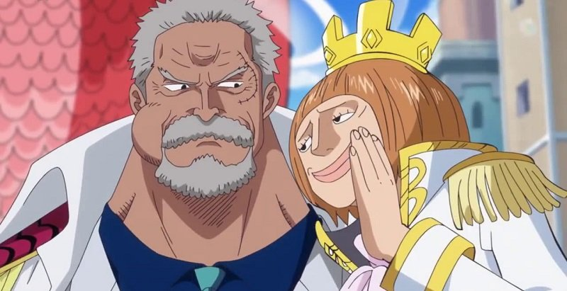 This is in no way to put down sanji or anyone who doesn't have CoC though, you can be INSANELY strong but still be hesitant about your overall goal. That's why I wouldn't be surprised if someone like Garp wouldn't have CoC. The guy is content with just maintaining peace