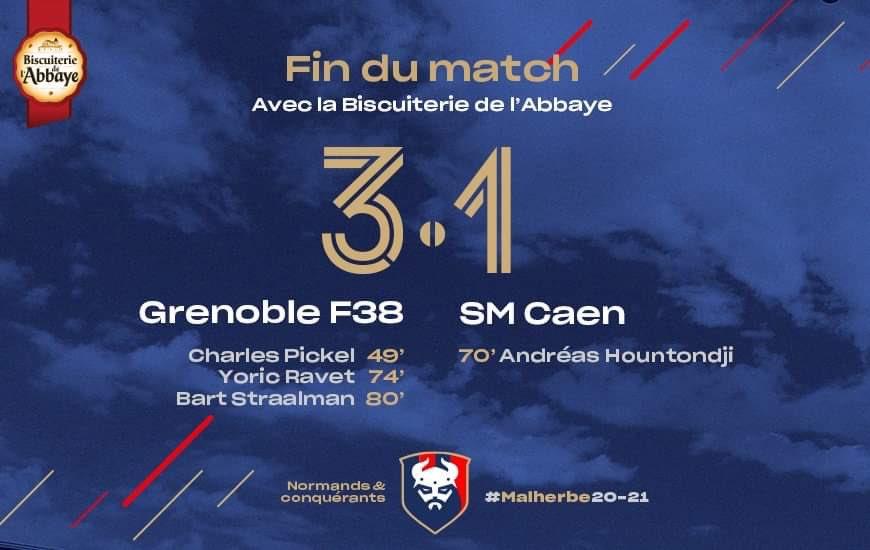 [32e journée de L2] Grenoble GF38 3-1 SM Caen - Page 2 EyoyRceXMAgE-Pr?format=jpg&name=900x900