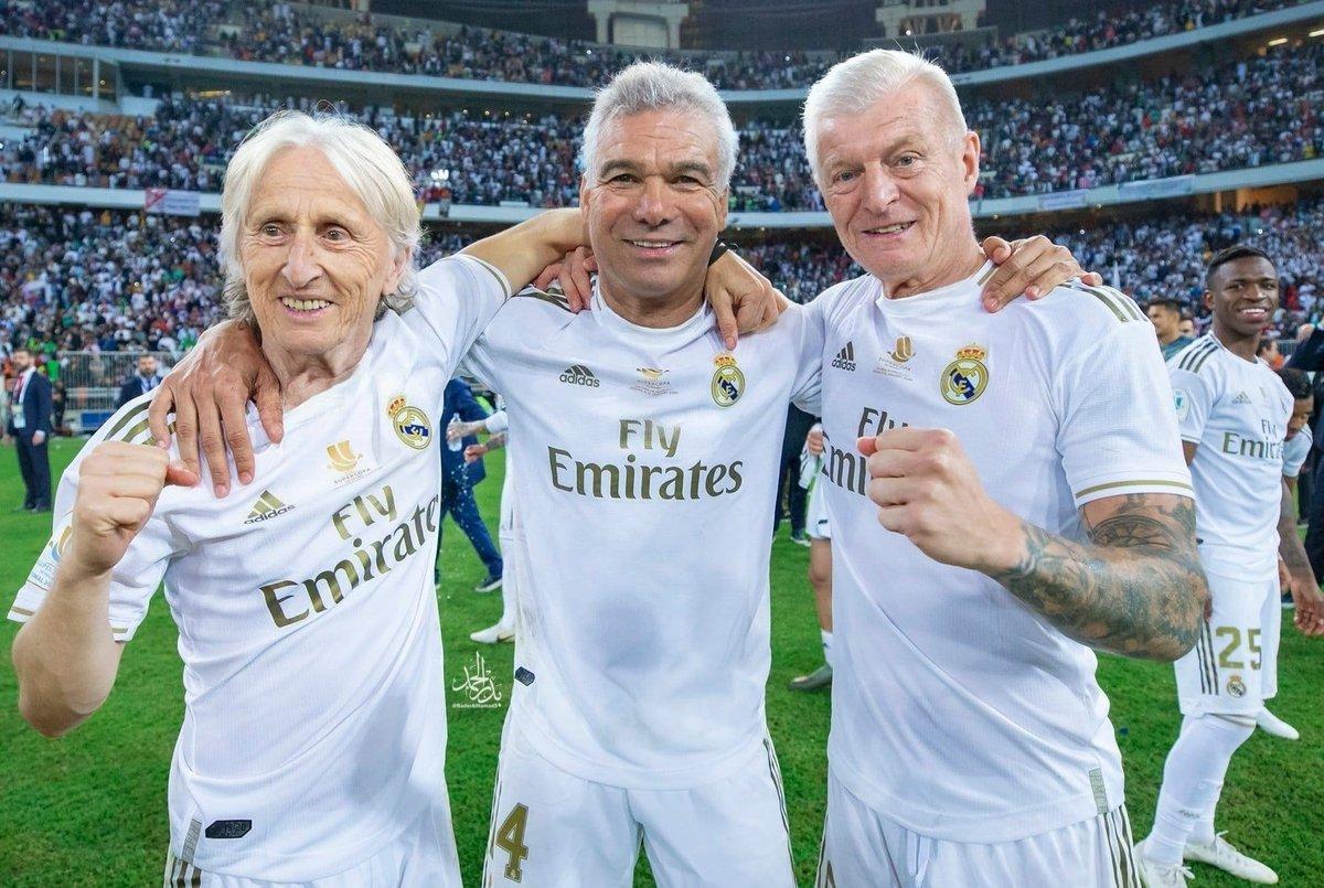 @OficialSala12's photo on Real Madrid