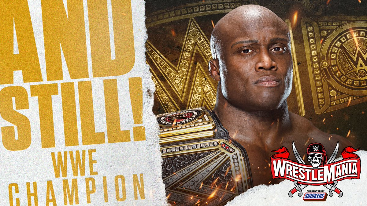 Bobby Lashley and MVP Send Message to Doubters