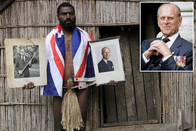 South Pacific tribe that worships Prince Philip devastated by his death Photo