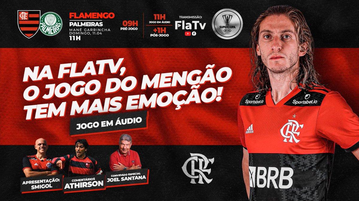 @Flamengo's photo on Mane
