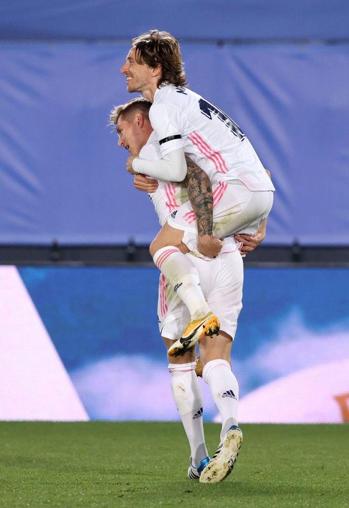 @lukamodric10's photo on Real Madrid
