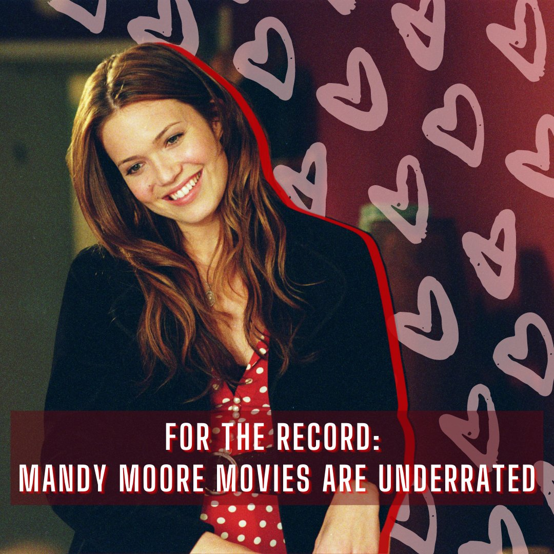 We're taking a look back at @AnneTDonahue's article about how great Mandy Moore is just in time to celebrate the actor's birthday! (revisit with us HERE: https://t.co/IqQkTuvOvY)  What's your favorite @TheMandyMoore movie? https://t.co/8hLmQAKJt5