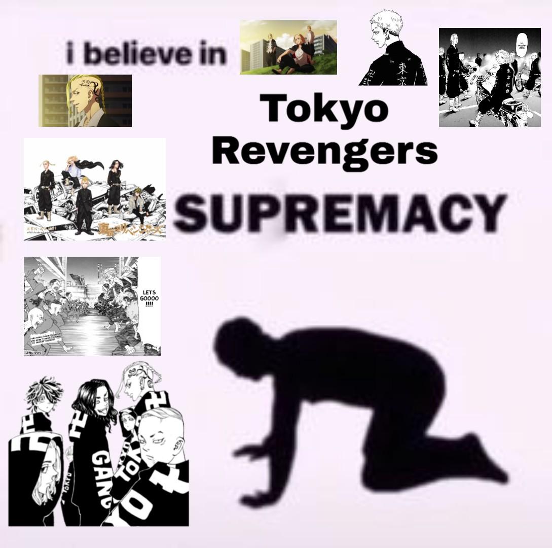 tokyo revengers meme