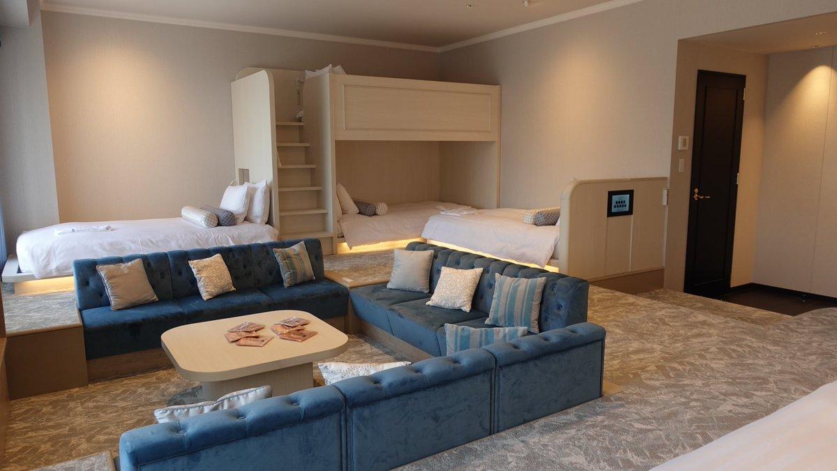 大阪府桜島「リーベルホテル」天然温泉とベイエリアの夜景が望める最高の場所