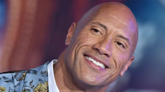Dwayne The Rock Johnson teases White House run after surprise poll Photo