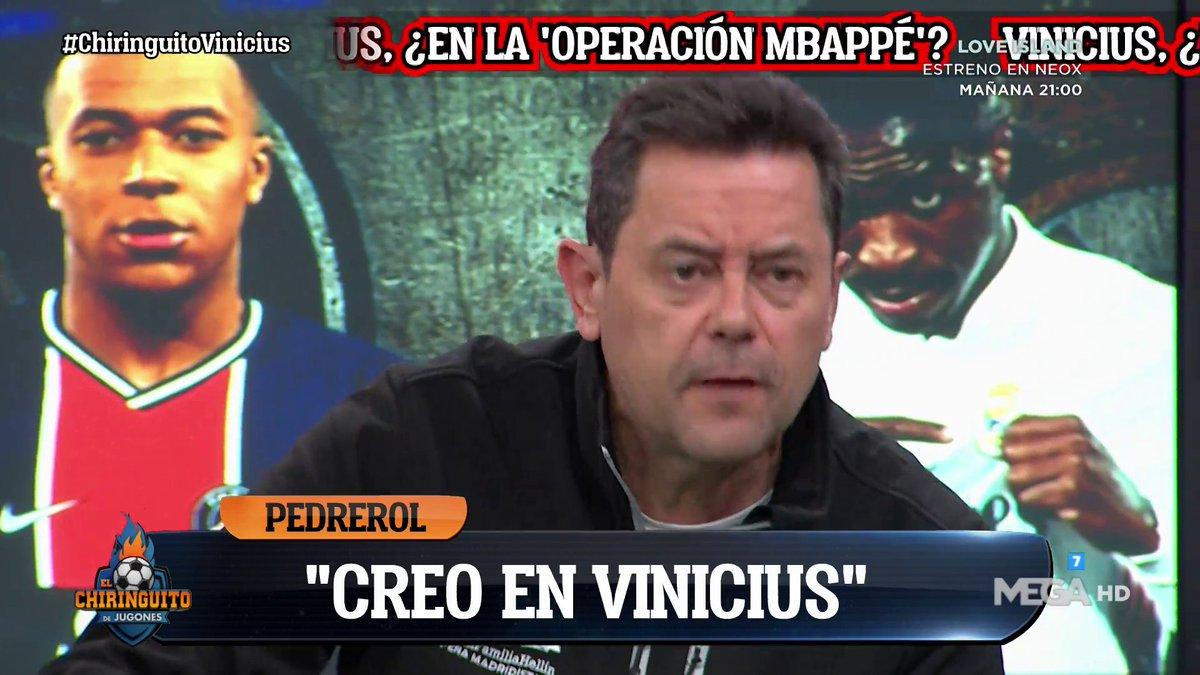 @elchiringuitotv's photo on Vinicius