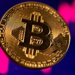 Image for the Tweet beginning: Bitcoin above $60,000 again, rises