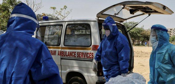 South Asia surpasses grim milestone of 15 million COVID-19 cases Photo