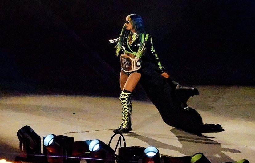 Video: Sasha Banks Emotional As Wrestlemania Losing Streak Continues 1