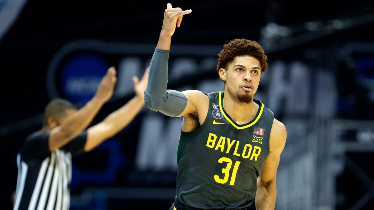 MaCio Teague: 19 points in Baylor's National Championship win https://t.co/DoviKUZiun https://t.co/YYEiLoi52Y