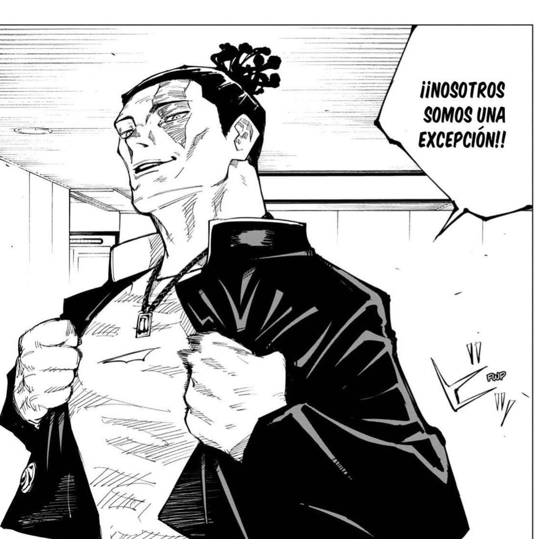 Mi personaje fav siempre y para siempre:  Tōdō Aoi #jjk https://t.co/s14kH1A1Cd