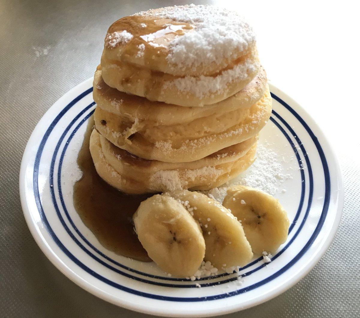 森永製菓のふわふわパンケーキミックスがすごい!生地が分厚くスフレのような食感で本格パンケーキが楽しめる!