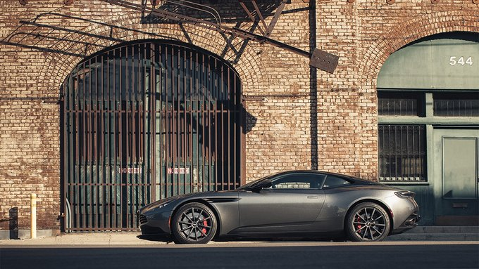 DB11: elegantly designed, strikingly detailed,…