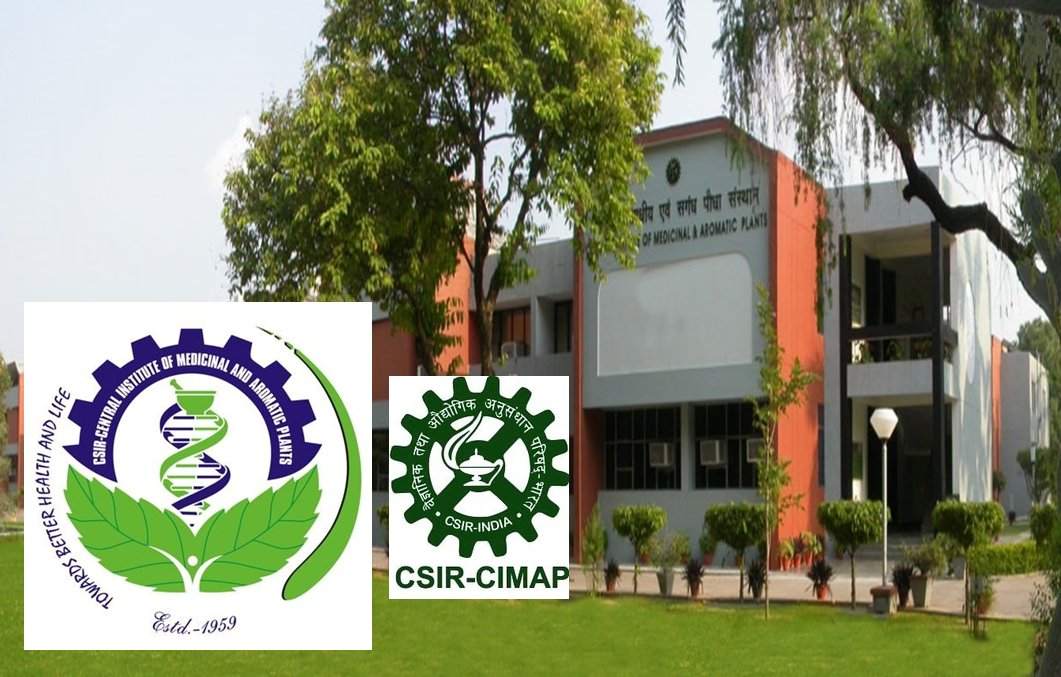 Research Positions at CSIR CIMAP, Lucknow, India, 22 April 2021 Walk-in-Interview