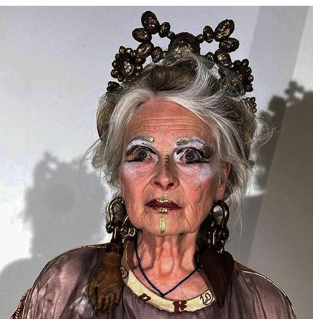 Vivienne Westwood Happy 80th Birthday.