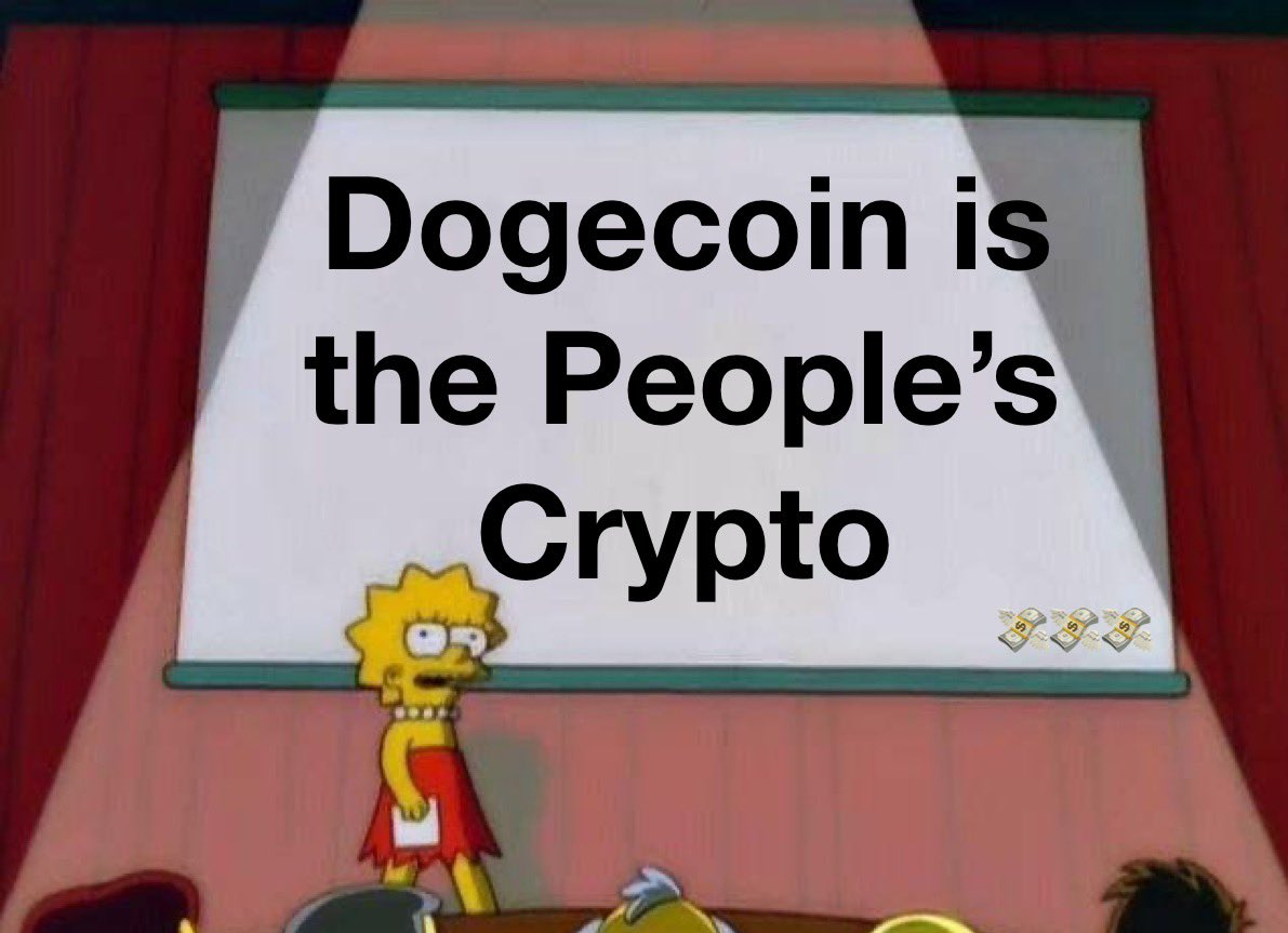 RT @itsALLrisky: Thank you for coming to my ted talk #Dogecoin https://t.co/XYnOaPSiED