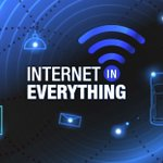 Image for the Tweet beginning: The internet in everything —
