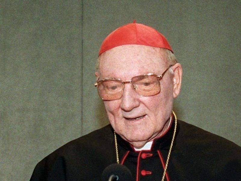 Cardenal Cassidy